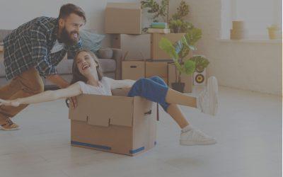 Le déménagement et ses avantages
